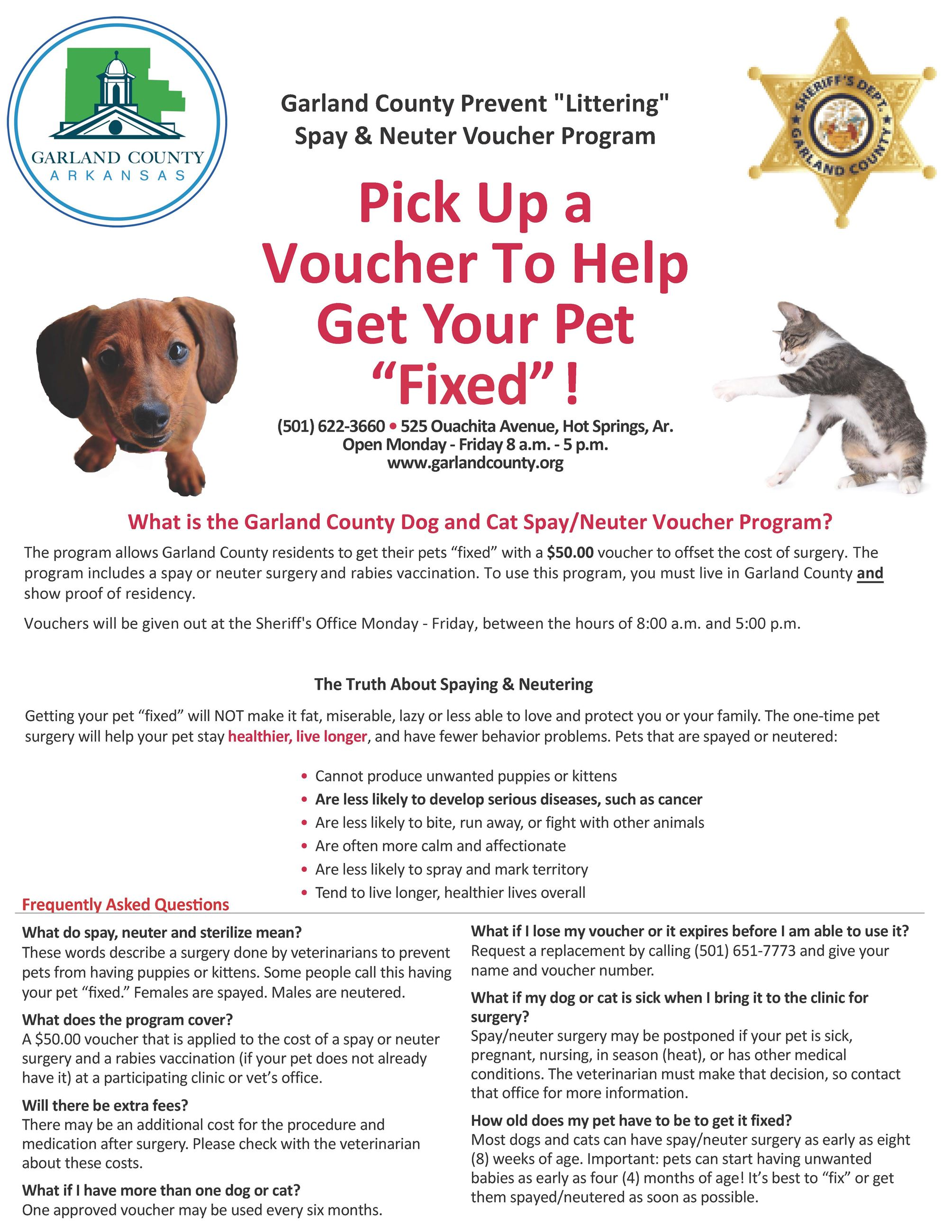 Spay and Neuter Flyer web