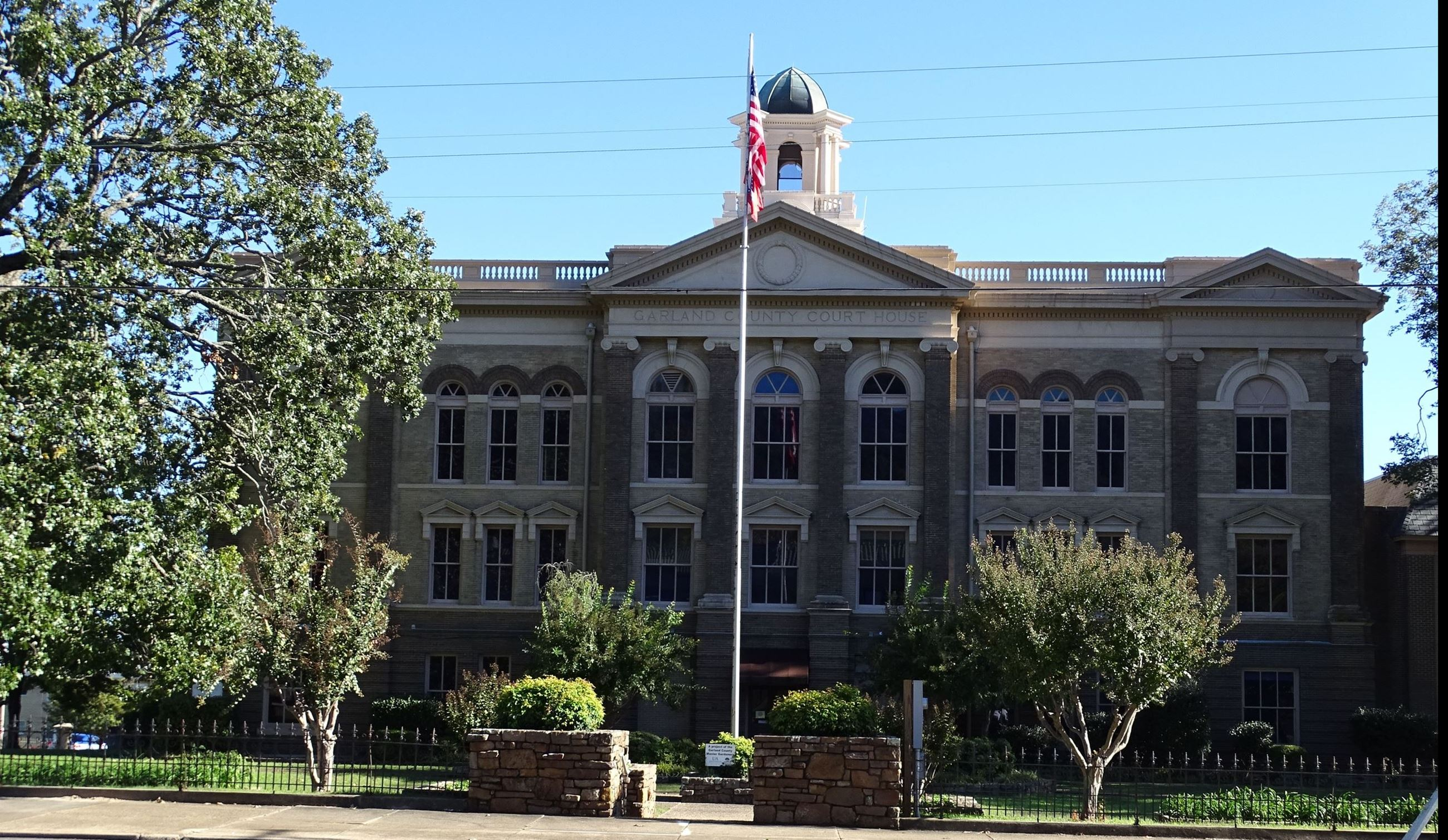 Courthouse Front